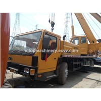 Used XCMG Mobile Crane, QY25K Original Chinese Crane, Secondhand Truck Crane