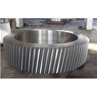 Large Roller & Gear Shaft