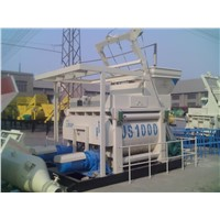 Market Popular JS1000 Concrete Mixer Price with Responsible Service