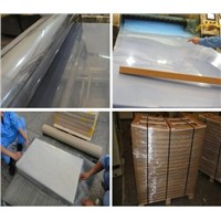 Thick Gauage Pet Film Sheet for Box Card Printing