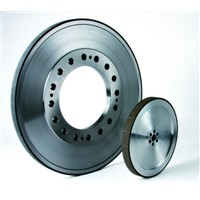 Vitrified Bond CBN Grinding Wheel for Crankshaft