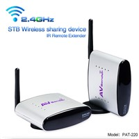 PAKITE 150 Meter 2.4GHz DVD STB Room to Room Wireless TV to TV Transceiver PAT-220
