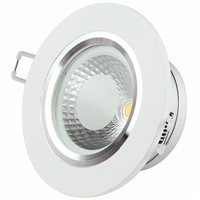 Hotel Lighting CE Certified Ultra Brightness High CRI 5W-30W Recessed Down Light