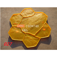 Stamped Concrete Molds for Flooring India