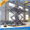 2.5m Automatic Hydraulic Scissor Type Garage Car Lift with CE