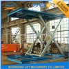 Hydraulic Scissor Car Lift Platform with CE