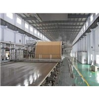 Good Quality Paper Machinery Waste Carton Recycle Corrugated Medium Paper Making Machine