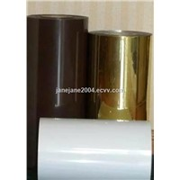 Black, Gold & White Biaxially Oriented Polystyrene (OPS Film)