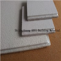 11mm/12mm/14mm/15mm Acoustic Mineral Fiber Ceiling Board