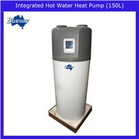 Domestic Small Household Hot Water Heat Pump Water Heater All in One Ducted Type - Mobile/Portable Ventilation