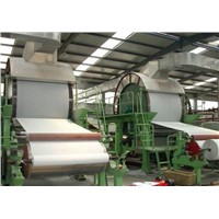 Low Cost of Small Toilet Tissue & Toilet Paper Making Machine Price