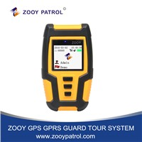 ZOOY Z-6900 GPRS RFID Guard Patrol Clock Security