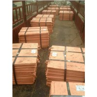 Copper Cathode 99.99% Purity for Sale