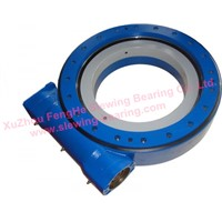 Enclosed Housing Slewing Drive Single Worm