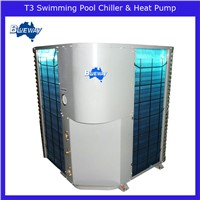 T3 Swimming Pool Heat Pump for Outdoor Pool Heating & Cooling (OEM/OBM)