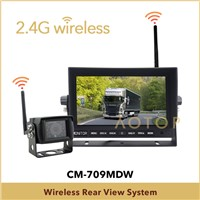 Wireless Rearview Camera System CM-709MDW
