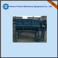 Cattle/Goat/Pig Feed Mixer Double Shafts Paddle Mixing Machine