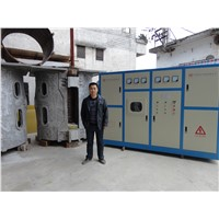Nonferrous Metal Induction Melting Furnace for 5T