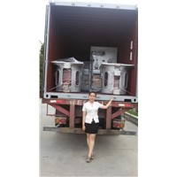Stainless Steel Melting Furnace for 350KG