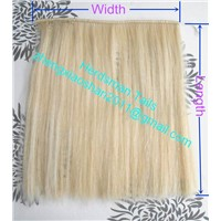 Horse Hair Wefts for Rocking Horses