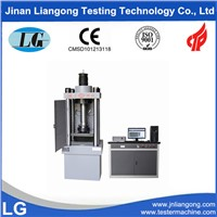 UTM Cement Stone Concrete Brick Compression Testing Machine YAW-2000