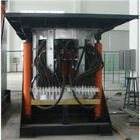 2T Mf Induction Furnace for Steel Iron Melting (KGPS)