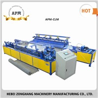 APM Chain Link Fence Machine