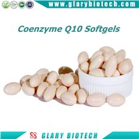 Coenzyme Q10 Sofgel 500mg for Anti Aging