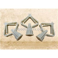 Wall Plugs Customized Expand Nail Plastic Screw Hole Plugs Wall Anchor