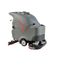 Auto Walk behind Floor Scrubbing Machine D85BT