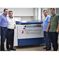 High Speed Newspaper CTP Platesetter Ecoo UV-CTP