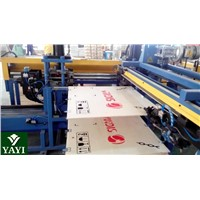 Professional Double Sides Buckle Machine for Ex-Pack Box