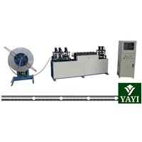 Yayi Double Steel Strip Machine for Nailless Plywood Box