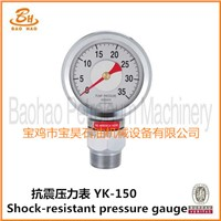New Mud Pump Parts Type F Hydraulic Oil Pressure Gauge