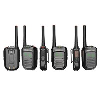 Mini Size CP-168 with Secret Display UHF/VHF Two Way Radio