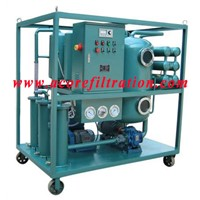 Hydraulic Oil Purifying Machines, Mobile Separator for Hydraulic Oil Cleaning