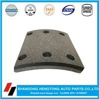 Top Quality Heavy Truck Brake Lining 4709 Non-Asbestos