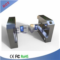 RIFD Acess Control Gate, Double Swing Barrier Gate
