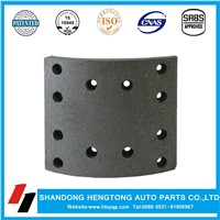 Semi Metallic Quality Truck Brake Lining 19488,