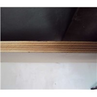 Poplar Core Construction Film Faced Plywood Cheap Price