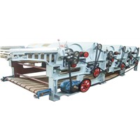 GM250 Textile Waste Recycling Machine from China Manufacturer