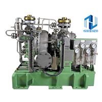 Integral Steam Turbine Water Lubricated Pump