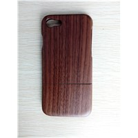 High Quality 2 in 1 Natural Mobile Phone Wooden Case