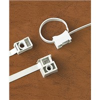 Saddle Mounting Nylon Cable Tie