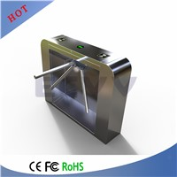 Bridge Tripod Turnstile, 304 Stainless Steel Turnstile Gate