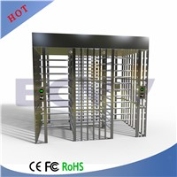 Access Control & Pedestrain Control Square-Rack Type Full Height Turnstile