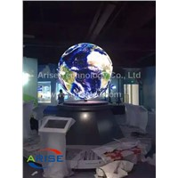 P4 SMD LED Screen Ball IRIGIB for Diameter 1M 2.5M 360 View Angle Introduction of LED Ball Display