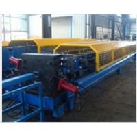 Rectangular Downspout Pipe Forming Machine For Waterproof