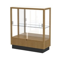 Waddell Heritage Mirror Back Countertop Display Case