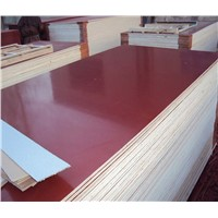 WBP Black Film Faced Plywood / Brown Film Faced Plywood for Construction